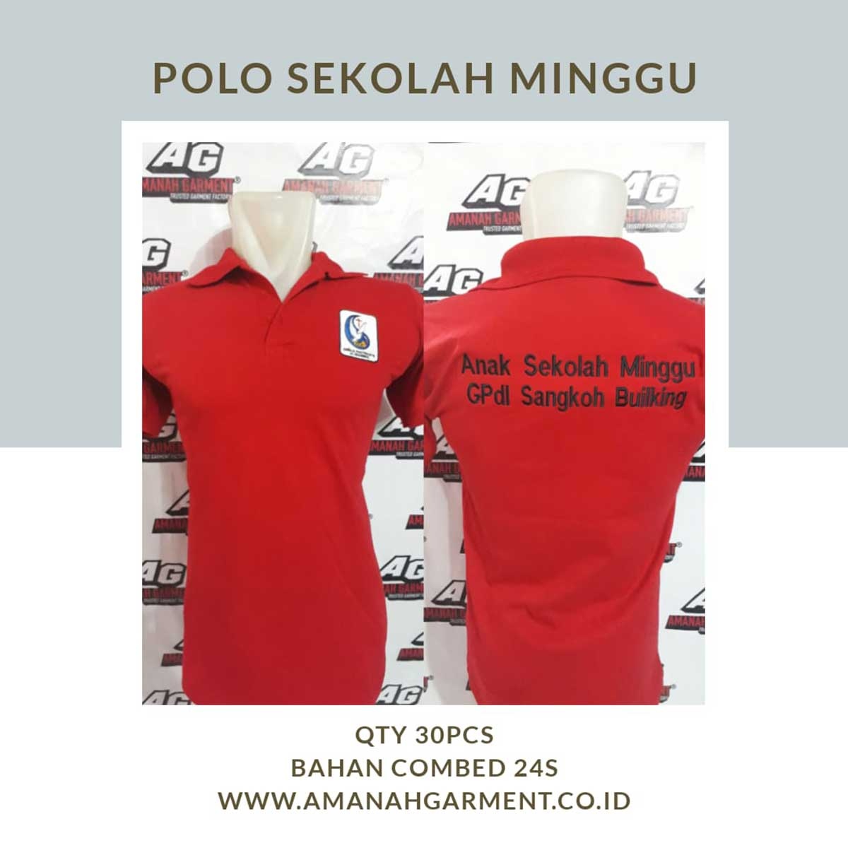 order baju