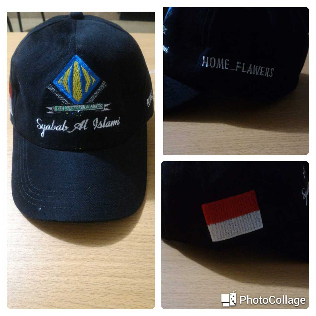 topi custom Jakarta